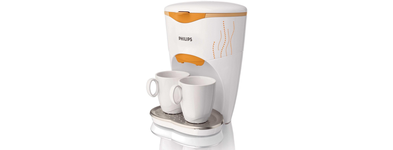 Philips 2 Philips Cafetiere Tasses 2 Tasses Cafetiere Cafetiere DE29HI