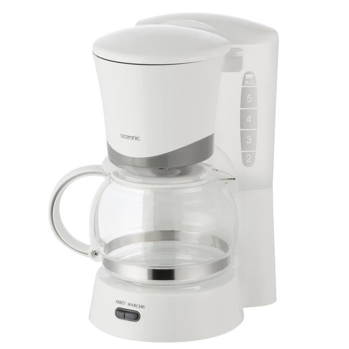 cafetiere 4 a 6 tasses