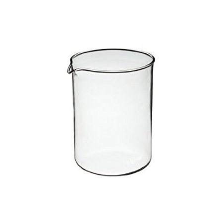 cafetiere 4 cup replacement glass