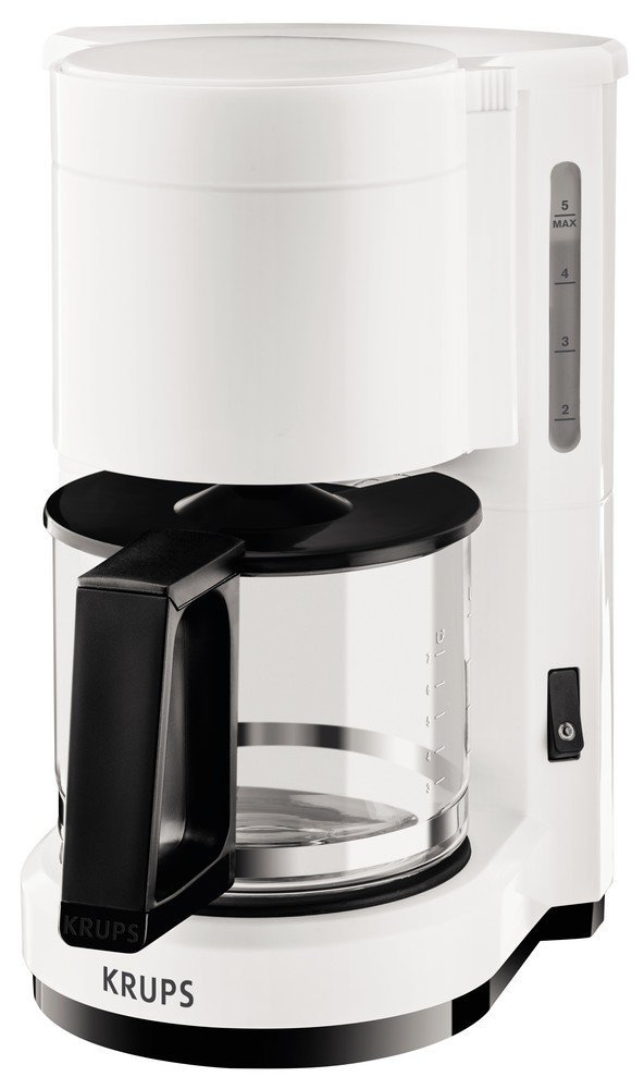cafetiere 6 tasses blanche