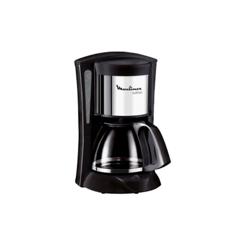 cafetiere 6 tasses moulinex