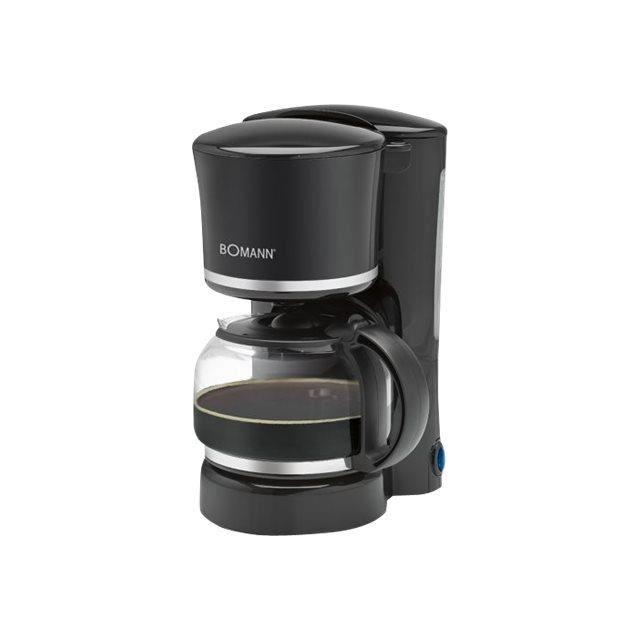 cafetiere 8-10 tasses blanc – 900w – bomann