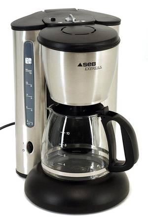 cafetiere electrique seb