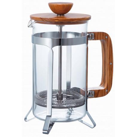 cafetiere en verre