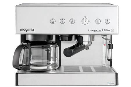 cafetiere expresso magimix