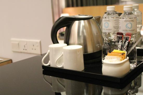 cafetiere hotel