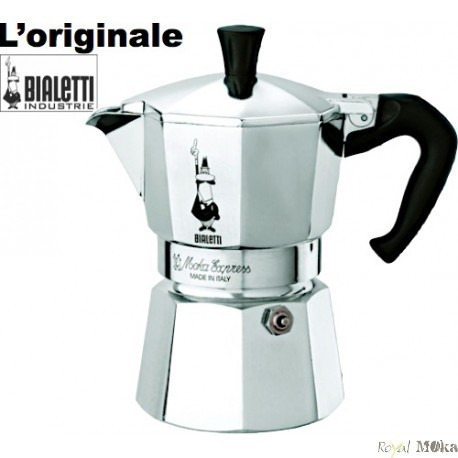 cafetiere italienne 3 tasses