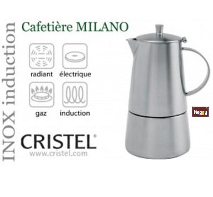 cafetiere italienne cristel