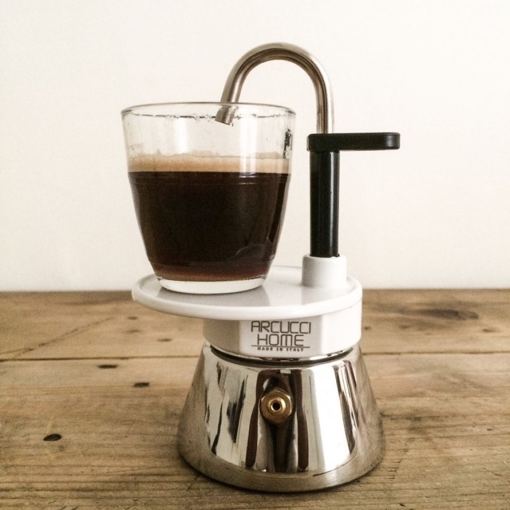 cafetiere italienne duo