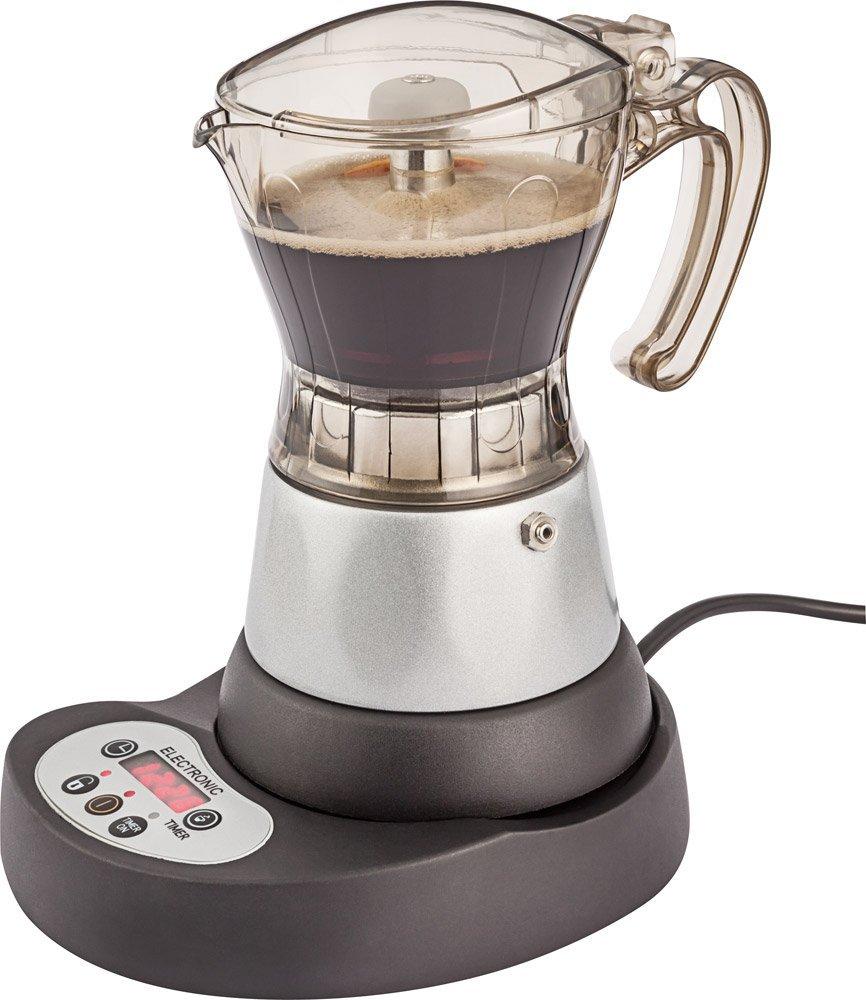 cafetiere italienne electrique quigg