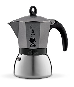 cafetiere italienne et induction