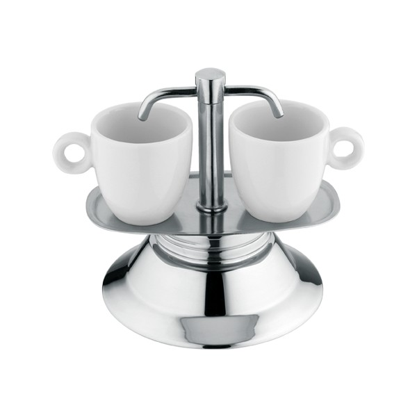 cafetiere italienne induction 2 tasses
