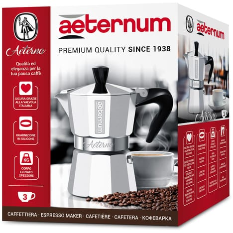 cafetiere italienne induction auchan