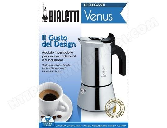 cafetiere italienne induction ubaldi