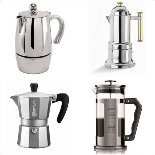 cafetiere italienne methode