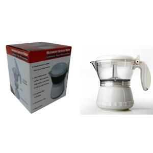 cafetiere italienne micro-ondes