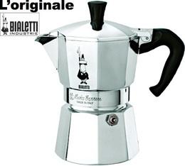 cafetiere italienne moka express bialetti – 3 tasses