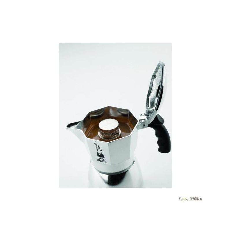 cafetiere italienne qui fait d'la mousse