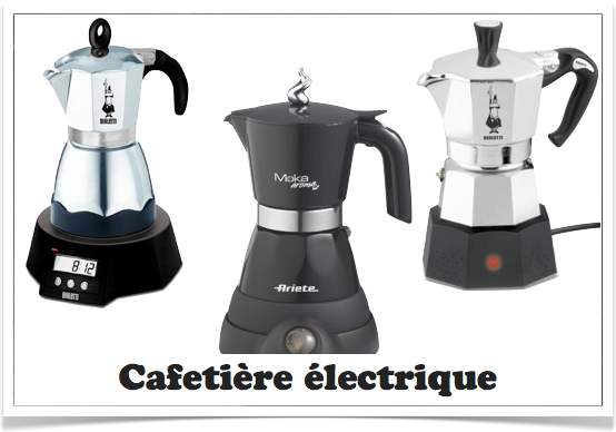 cafetiere italienne taille