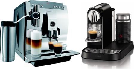 cafetiere nespresso a grain. Black Bedroom Furniture Sets. Home Design Ideas