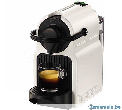 cafetiere nespresso a vendre