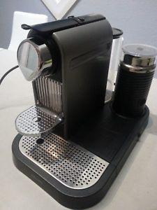 cafetiere nespresso avec aeroccino