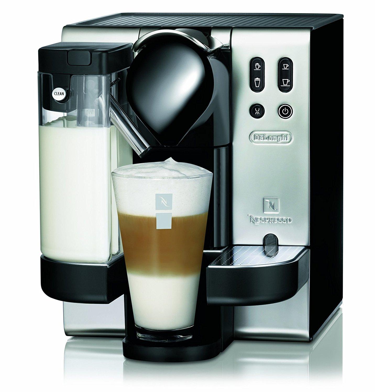 cafetiere nespresso avec lait