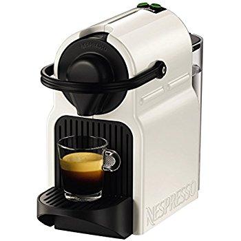 cafetiere nespresso blanche