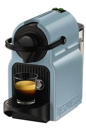 cafetiere nespresso bleu