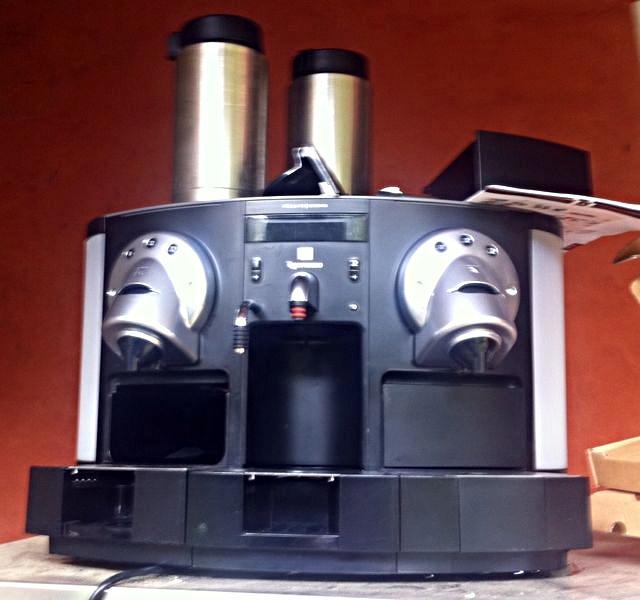 cafetiere nespresso d'occasion