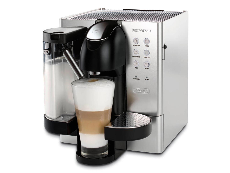 cafetiere nespresso delonghi lattissima