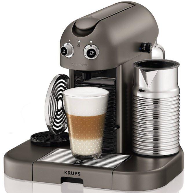 cafetiere nespresso design