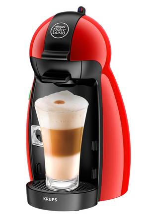 cafetiere nespresso dolce gusto krups