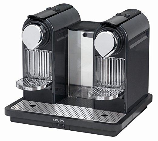 cafetiere nespresso double krups