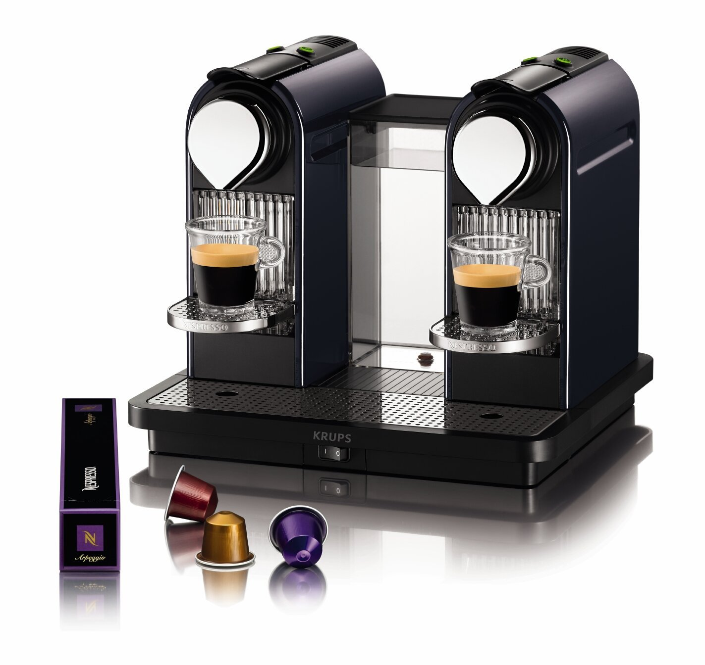 cafetiere nespresso double tasse. Black Bedroom Furniture Sets. Home Design Ideas