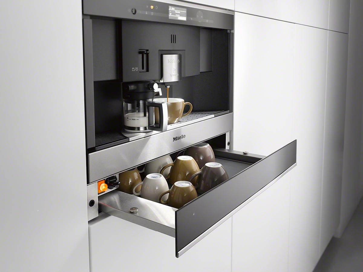 cafetiere nespresso encastrable miele