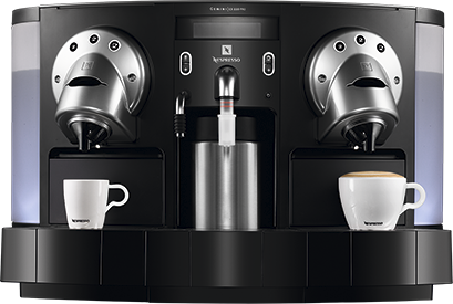 cafetiere nespresso entreprise