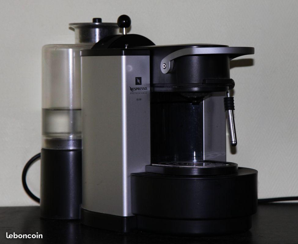 cafetiere nespresso es 80 pro
