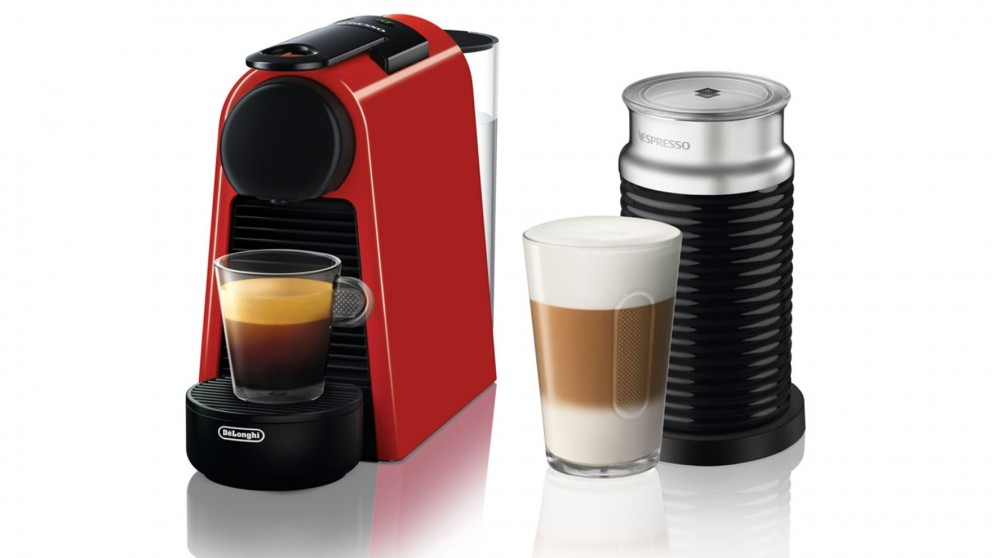 cafetiere nespresso essenza mini