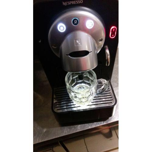 cafetiere nespresso gemini cs100 pro