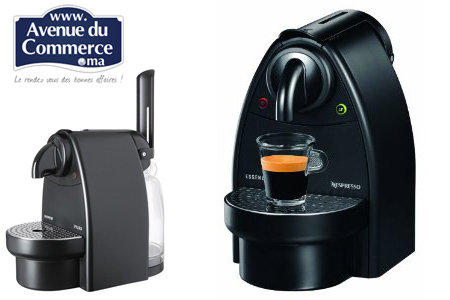 cafetiere nespresso georges clooney