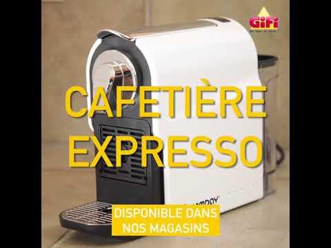 cafetiere nespresso gifi