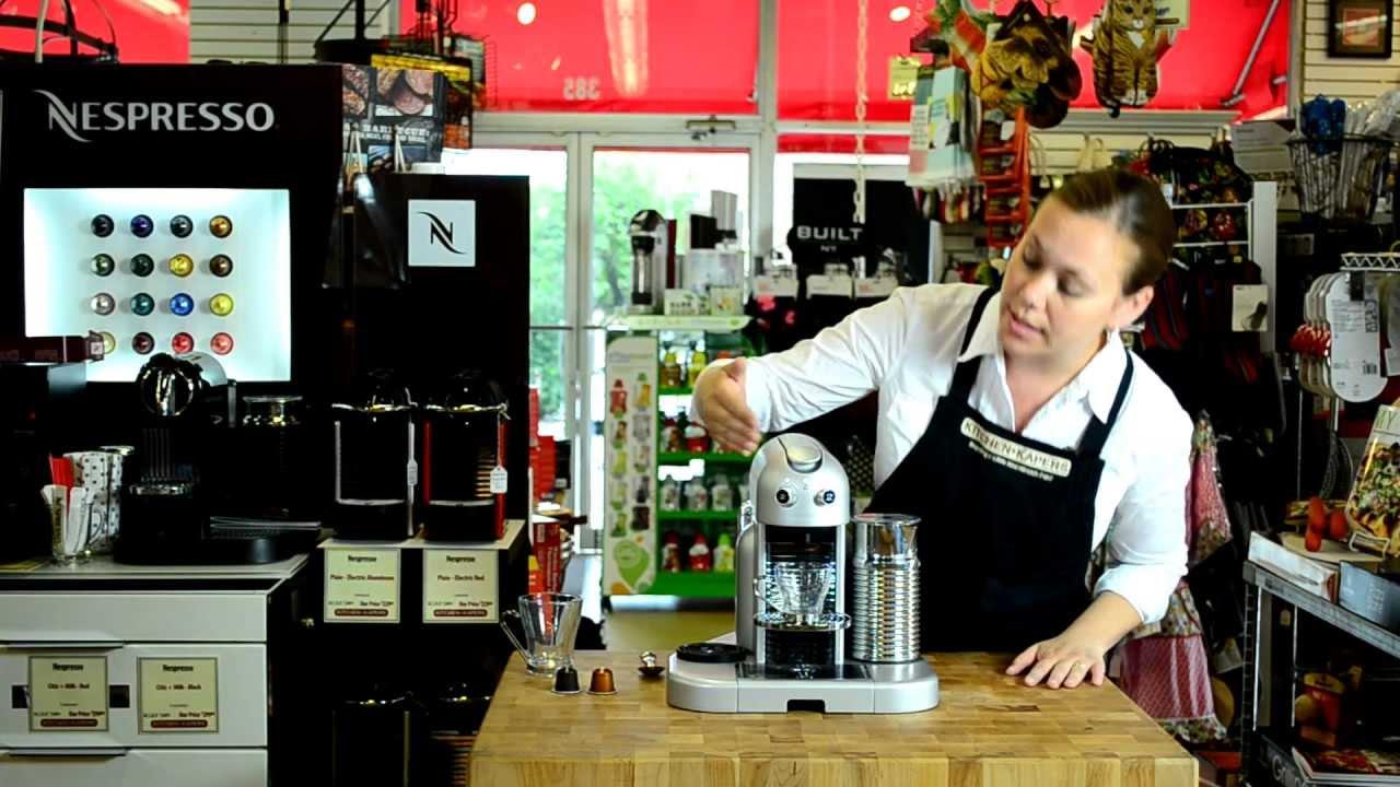 cafetiere nespresso gran maestria 11335