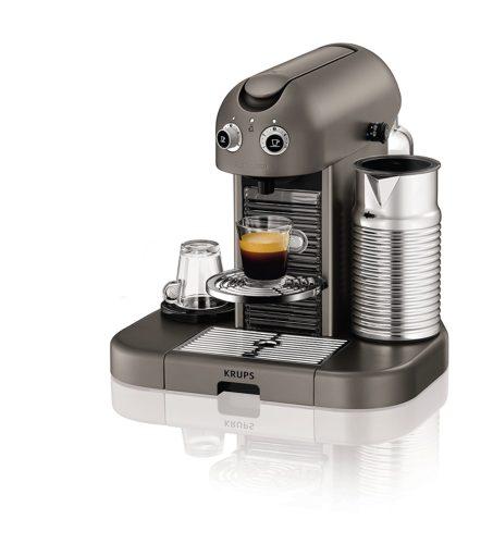 cafetiere nespresso gran maestria