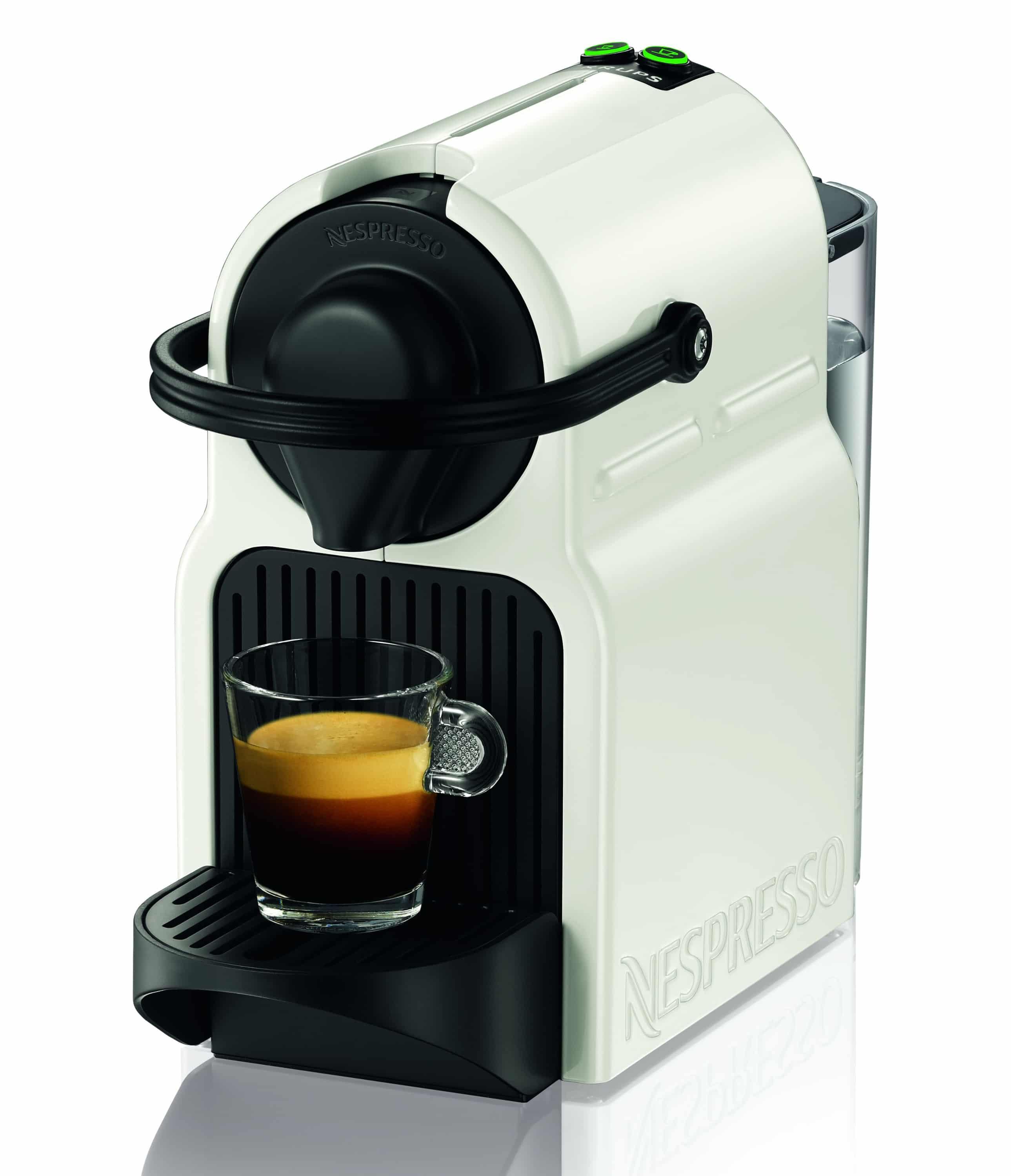 cafetiere nespresso inissia promo