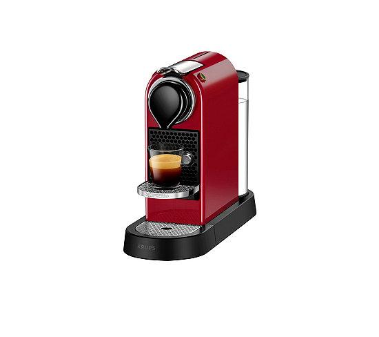 cafetiere nespresso krups citiz