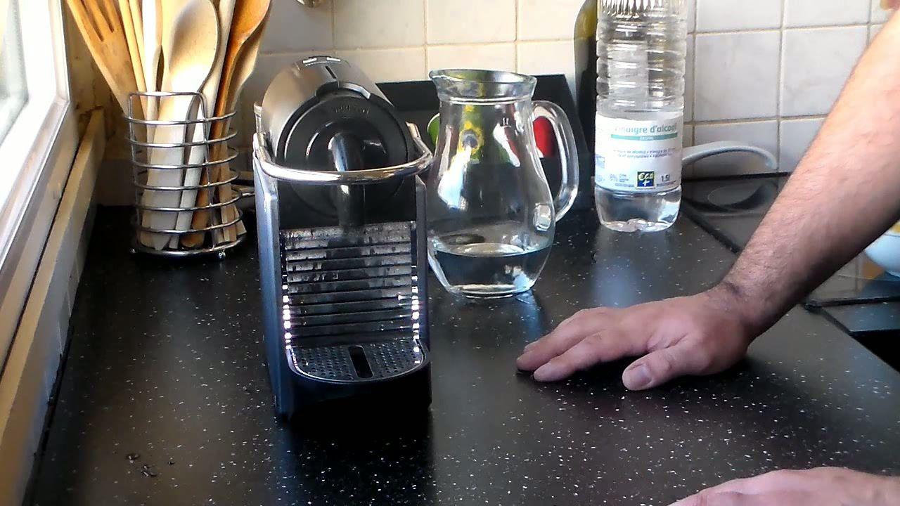 cafetiere nespresso krups nettoyage