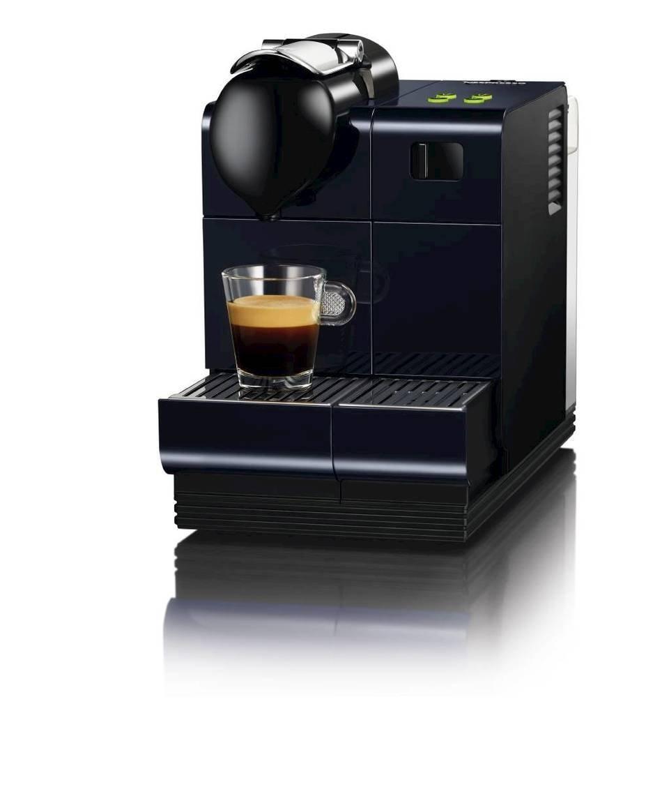 cafetiere nespresso lattissima delonghi en 520 r. Black Bedroom Furniture Sets. Home Design Ideas