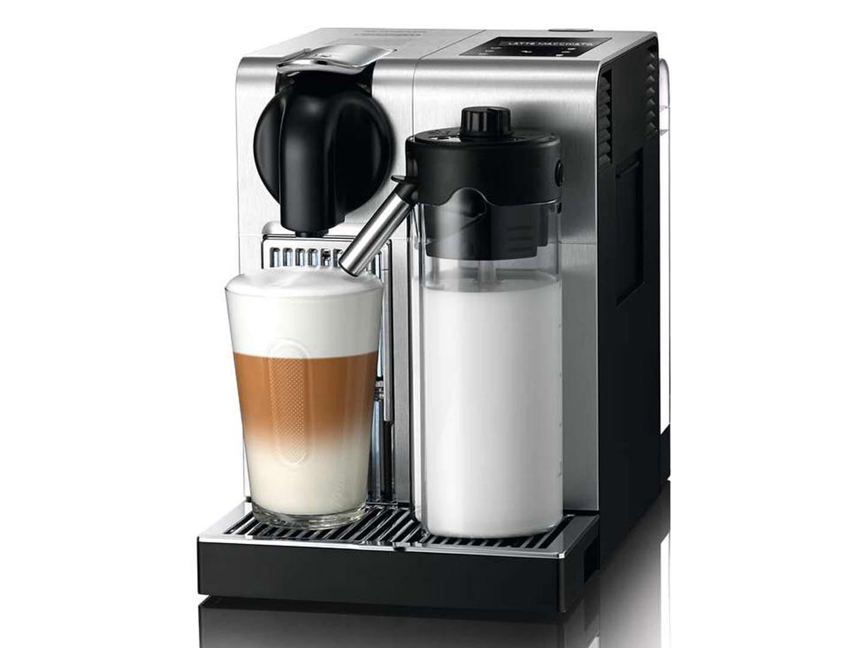 cafetiere nespresso lattissima pro