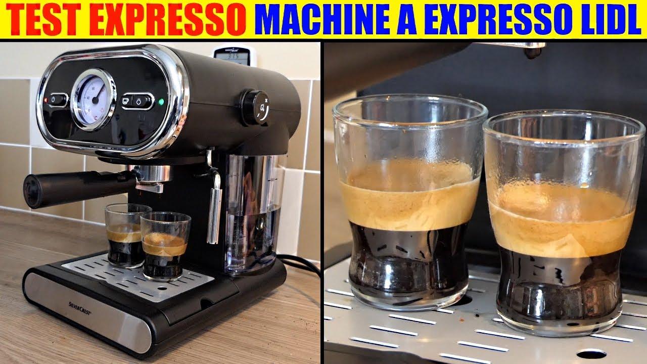 cafetiere nespresso lidl